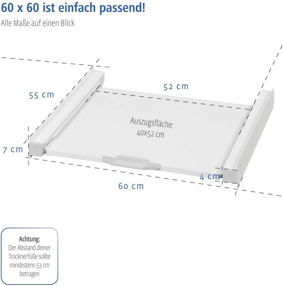 Xavax Douille de raccord Blanc//Bleu pour siphons int/égration dans mur sans ouverture de nettoyage, pour lave-linge et lave-vaisselle, 90 degr/és, raccord de tuyau de 20-23 mm