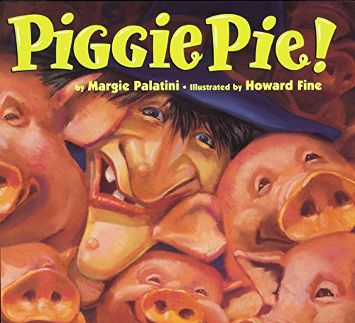 piggie pie book - 1