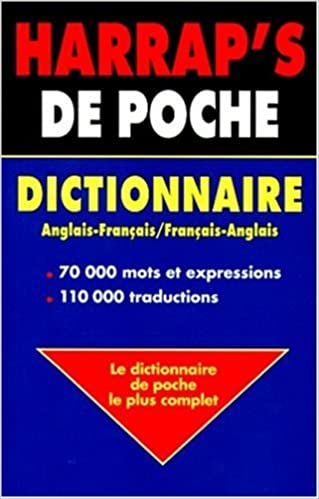 En ligne Harrap's de poche : English-French dictionary pdf