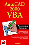 img - for AutoCAD 2000 VBA Programmers Reference book / textbook / text book