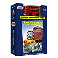 Thomas and Friends - Salty's Secret (with Toy)