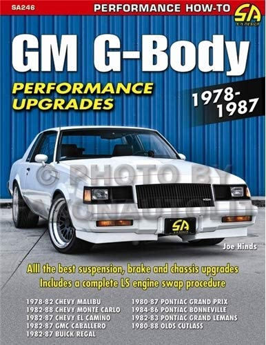 (GM G-Body Performance Upgrades 1978-1987 (Performance How-to))