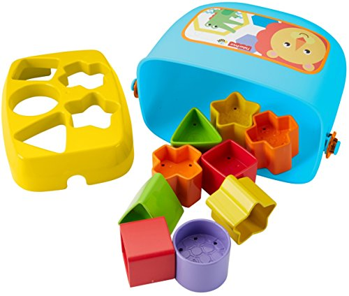 51V7Sd%2Bv cL - Fisher-Price Baby's First Blocks Playset