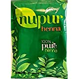 Godrej Nupur Henna Natural Mehndi for Hair Color with Goodness of 9 Herbs, 14.10 Ounce