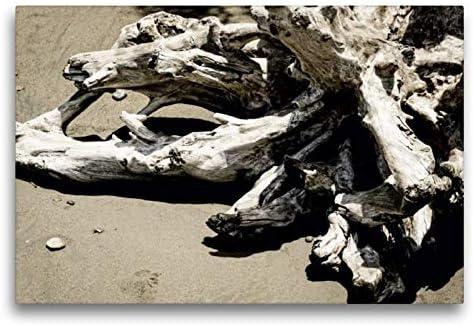 Calvendo Tela In Tessuto Di Alta Qualità, 75 Cm X 50 Cm Orizzontale, Playa Jacó, Immagine Su Telaio, Su Vera Tela, Stampa Su Tela Orte