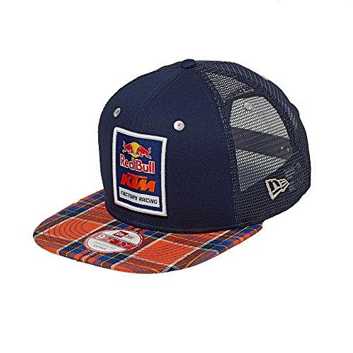 Red Bull KTM Factory Racing Plaid Trucker Hat