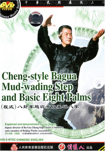 Bagua Mud-wading Step and Basic Eight Palms