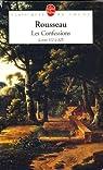 Les Confessions II par Rousseau