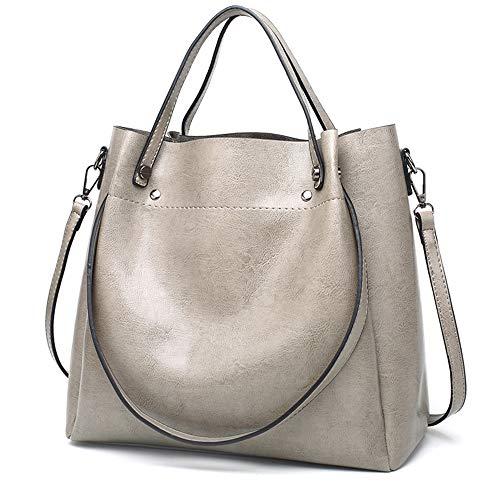 Cawmixy Hobo Women Satchel Soft Shoulder Bags Classic Tote Ladies Purses Designer Woman Bags (New -