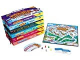Lakeshore Reading Comprehension Games Library - Gr. 4-5 - Set of 6