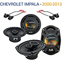 Chevy Impala 2000-2013 Factory Speaker Upgrade Harmony R65 R69 Package New