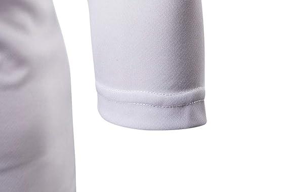 Amazon.com: Moko-PP Mens Christmas Costume Santa Holiday Humor Long Sleeve T-Shirt Xmas Top: Clothing