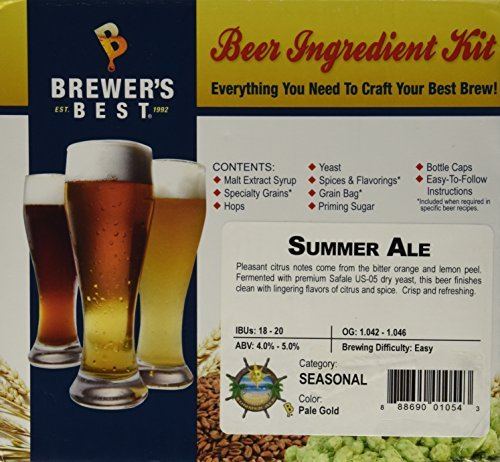 Brewers Best Summer Ale Ingredient Kit by Brewer's Best