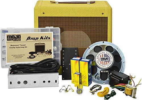 (Tweed Champ 5F1 Complete Combo Amp Kit)