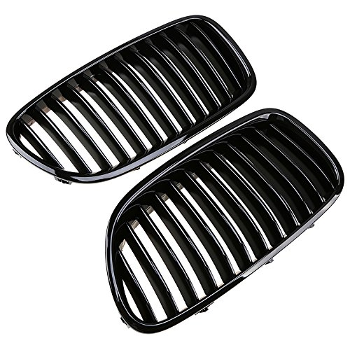 5 series black grill - 1