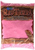 Estes' Gravel Products SES62105 5-Pack RepTerra Reptile Calcium Carbonate Sand, 5-Pound, Pink