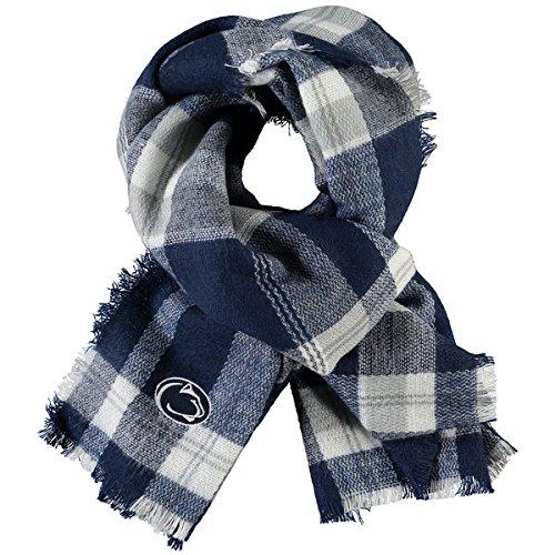 Penn State Nittany Lions ZooZatz Women's Tartan Blanket Scarf