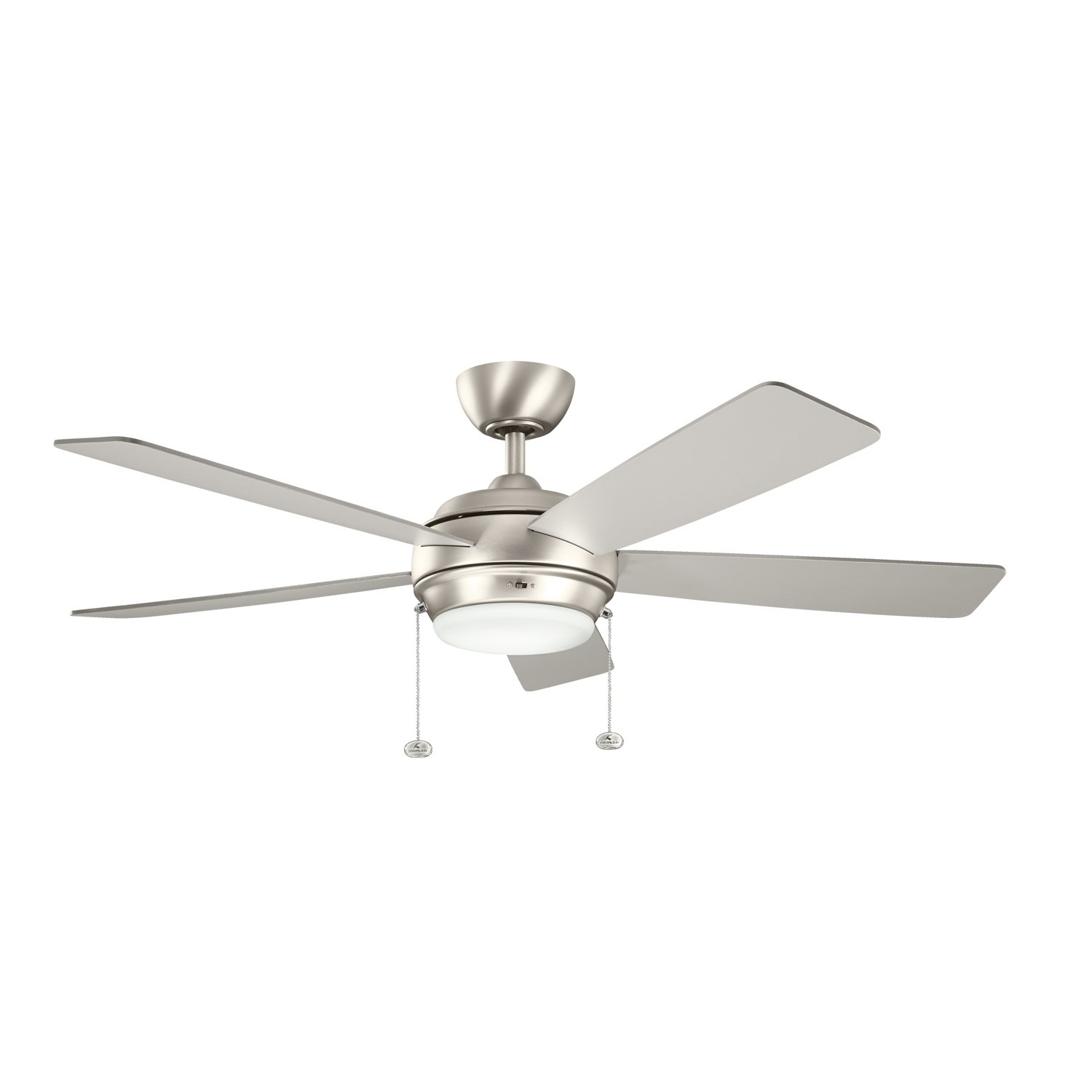 Kichler NI Starkk Ceiling Fan 52 inch Brushed Nickel 5