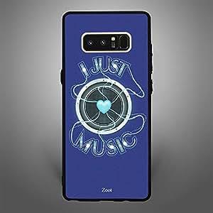 Samsung Galaxy Note 8 I just love Music