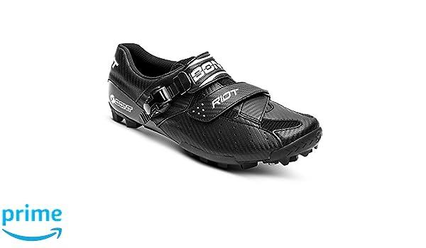Bont Riot MTB Zapatillas de Ciclismo Negro Talla 40: Amazon.es: Deportes y aire libre