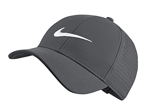efcb0ea8b22 Image Unavailable. Image not available for. Color  NIKE Men s AeroBill  Legacy 91 Perforated Golf Cap ...