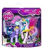 My Little Pony Exclusive 2Pack Canterlot Princess Celestia Princess Luna