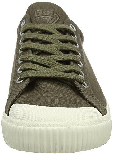 New off Sneaker Khaki White Gola Verde Uomo Khaki Tiebreak Off White nUxqvaI