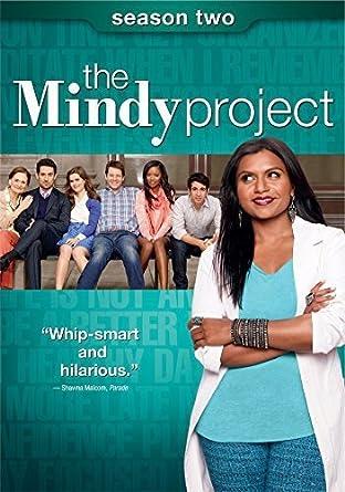 amazon com the mindy project season 2 mindy kaling chris messina