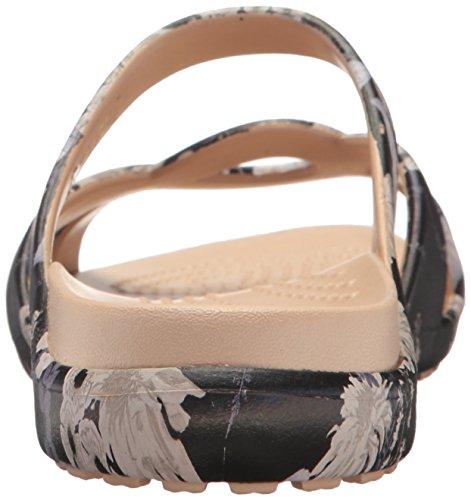 Stivali Crocs Crocs donna Black Stivali Floral donna Crocs Black Stivali Floral x4FqZHn