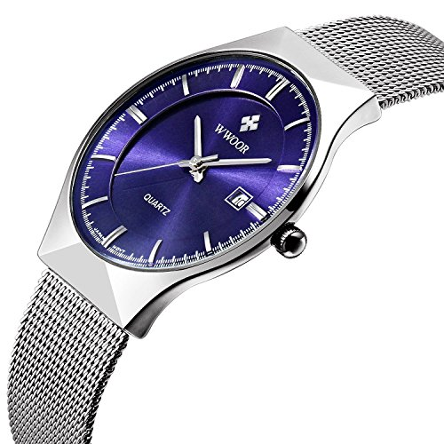 blue dial luxury - 1