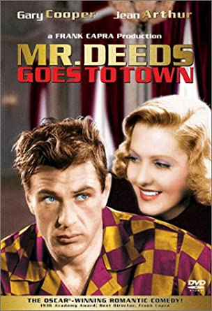 Amazon mr deeds goes to town hb warner george bancroft mr deeds goes to town m4hsunfo