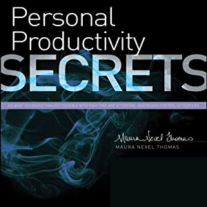 Personal Productivity Secrets Hörbuch