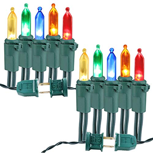 100 Ct Led Christmas Lights in US - 9