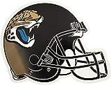 NFL Jacksonville Jaguars Outdoor Small Helmet Graphic Decal
