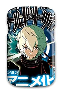 For ZippyDoritEduard Galaxy Protective Case, High Quality For Galaxy S3 World Trigger Hiatus Skin Case Cover