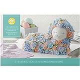 Wilton 2105-2010 3D Easter Lamb Cake Pan Set, 2-Piece