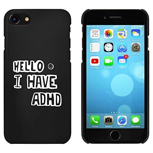 Noir 'I have ADHD' étui / housse pour iPhone 7 (MC00080455)