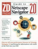 Guide to Netscape Navigator 2.0, James Barnett, 1562763547