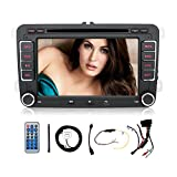 Window Ce 6.0 Os Car DVD GPS Player Stereo Navigation for VW Sagitar Jatta Jetta Passat Color Black with Camera & Canbus