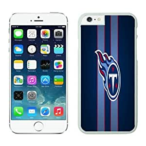 NFL iPhone 6 4.7 Inches Case Tennessee Titans Iphone 6 Cases White 4.7 Inches Cell Phone Case HGEROVFD4366