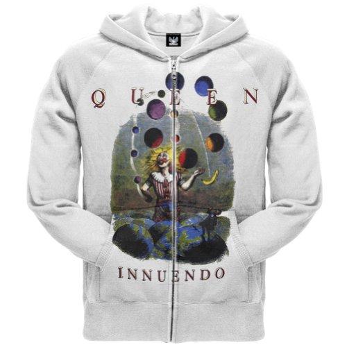Queen Innuendo Zip Hoodie product image