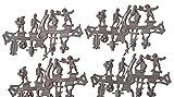 OSMAN SIEGE ARTILLERY (MORTAR), XVII CENTURY 1/72 MARS FIGURES 72098