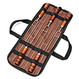 Creature Barbecue Tools Outdoor Picnic & Bbq - Outdoor 5pcs Barbecue Tools Set Picnic Bbq Cooking Stainless Steel Meat Grill Fork - Cook Out Instrument Puppet Pecker Tool Around Dick