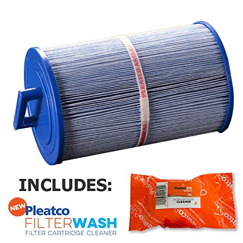 Pleatco Cartridge Filter PMA40L-F2M-M Master Spas Twilight (Antimicrobial) X268365 w/ 1x Filter Wash