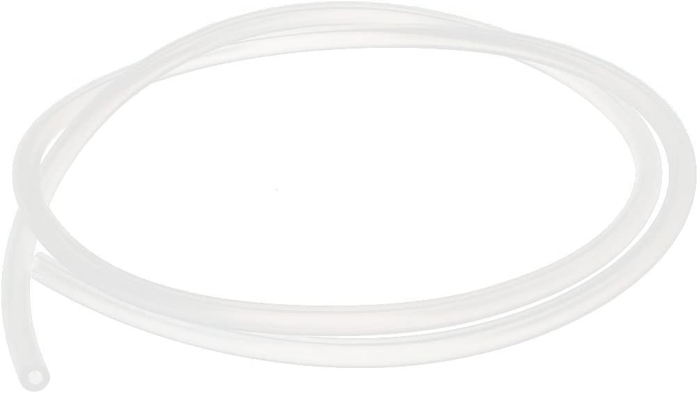 Baomain Silicone Tubing - Vacuum Hose Line 6mm (1/4 Inch) 9.8 Foot 3M