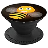 Bee - PopSockets Grip and Stand for Phones and Tablets