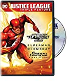 Justice League: Flashpoint Paradox / Superman Doomsday / Green Lantern: First Flight