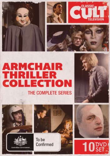 Armchair Thriller Collection (Complete Series) - 10-DVD Box Set ( Rachel in Danger / A Dog's Ransom / The Girl Who Walked Quickly / Quiet as a Nun / T [ NON-USA FORMAT, PAL, Reg.0 Import - Australia ]]()