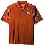 Profile Big & Tall NFL Denver Broncos Adult men NFL Plus S/Synthetic Polo,3X,Orange
