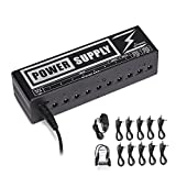 Donner Guitar effector portable effects pedal power supply power supply PSE mark